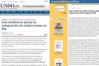 El periodista Ramón Salaverría acusa a El Mundo de plagio