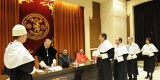 El Nuncio visitó la Universidad Pontificia Comillas