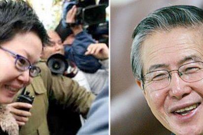 La hija de Fujimori se casa en la cárcel unipersonal de su padre para que él pueda asistir