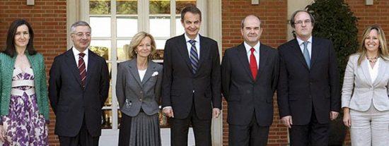 "El harakiri de Zapatero I ""El Autista"""