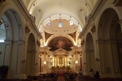 Solo el 13% va a misa todos los domingos