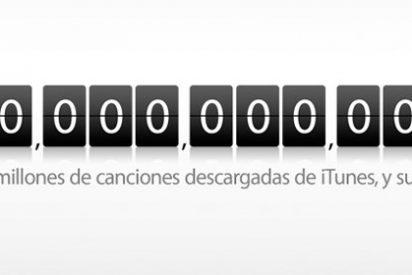 iTunes bate su récord y alcanza las 10.000 millones de canciones descargadas