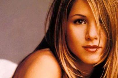Jennifer Aniston luce palmito y ligue a los 41