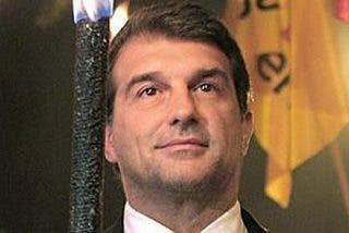 Laporta prepara su salto a la política y registra la web laporta2010.com