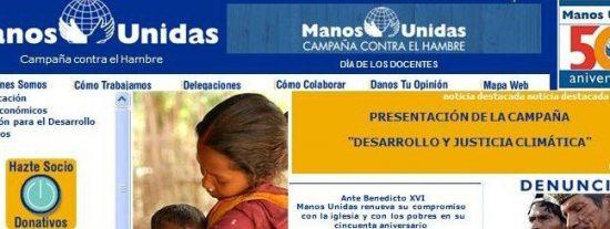 """""""Manos Unidas: 51 años de constancia, coherencia y eficacia"""""""