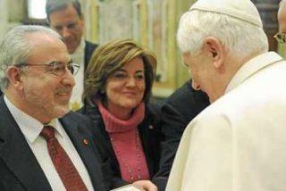 El Papa recibió a Mendoza