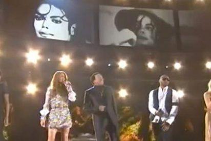 El tributo a Michael Jackson en los Grammys 2010 que eriza el vello