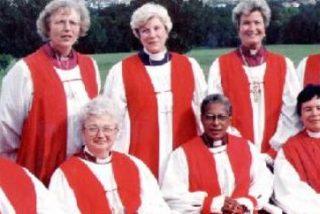 Los anglicanos quieren mujeres obispos