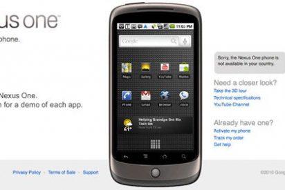 Que si el iPhone esto el iPhone lo otro, pero ¿y el Google Nexus One?