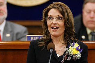 Sarah Palin, indignada por la mofa sobre su hijo en 'Padre de Familia'