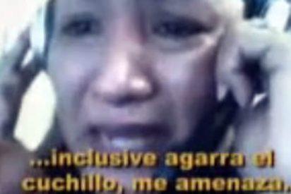 Peruana vive secuestrada y vejada en Egipto