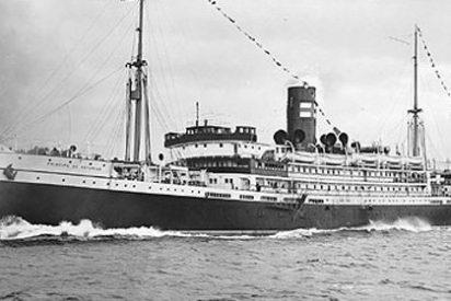"""El """"Titanic"""" español que se hundió con nuestros """"sin papeles"""" a bordo"""