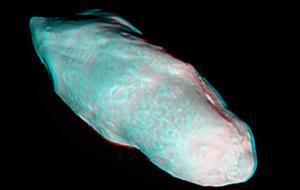 """Prometeo: la luna de Saturno que se convirtió en """"patata"""" del espacio"""
