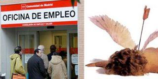 La crisis económica en España desenamora hasta a San Valentín