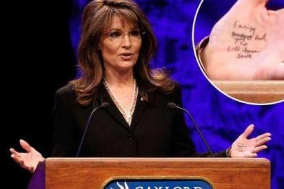 """Sarah Palin apoya """"atacar Irán"""""""