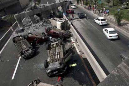 """Los """"dos terremotos"""" de Rebeca Centeno"""