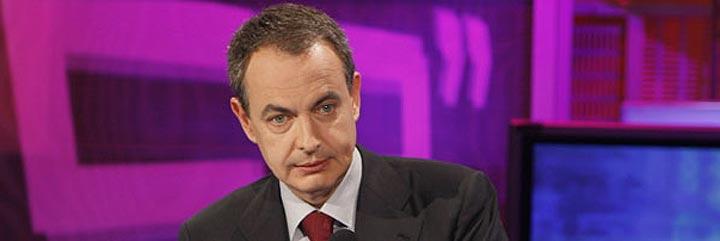"""Zapatero pide a Rajoy que le ayude a salir de la crisis económica por """"el bien de España"""""""