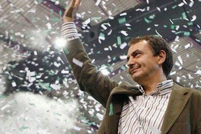 Zapatero en la nube de La Moncloa