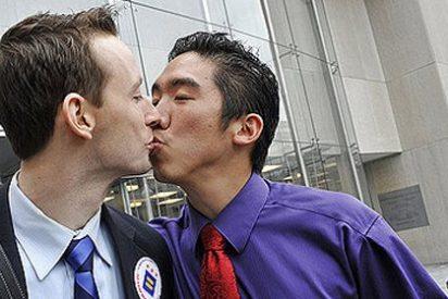 Un beso gay en la portada de 'The Washington Post' indigna a sus lectores