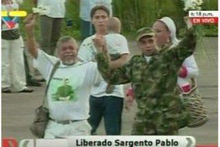 Colombia libera a un joven sargento retenido 12 años en la selva por las FARC