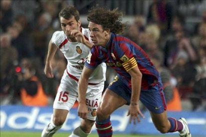 El Mallorca se juega contra el Barcelona un lugar en la Liga de Campeones