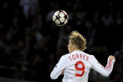 """Fernando Torres: """"Mi sitio está en el Liverpool y en Inglaterra"""""""