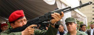 Zapatero ha vendido armas a Chávez por 28 millones desde 2004