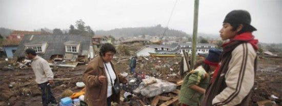 'Tsunami' de saqueos, caos y vandalismo después del terremoto en Chile
