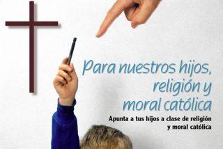 Descienden los alumnos que optan por la clase de Religión en España