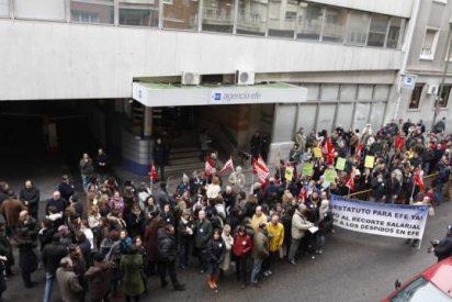 """Los sindicatos acusan a Grijelmo de haber roto """"el pacto de no agresión"""""""