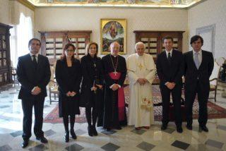 El Papa anunciará hoy su visita a Santiago de Compostela y Barcelona