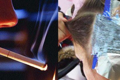 Fumar y teñirse el pelo, un peligro para el hígado