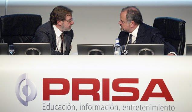 El País, la Ser y Cuatro exigen a Prisa transparencia sobre cómo les afecta que el fondo de inversión Liberty se haga con más de la mitad del grupo