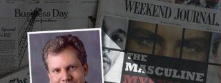 Murdoch muestra al editor del NYT como un hombre poco viril