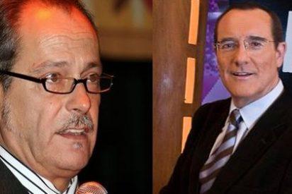 Antonio Jiménez y Eduardo García Serrano, premiados en los Micrófonos de Oro