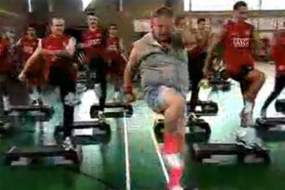 El secreto de Rooney para estar en forma