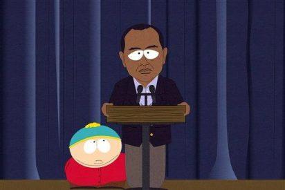 'South Park' se ceba con Tiger Woods