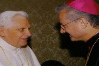 """El Papa concede a Vives el título de """"Arzobispo Ad personam"""""""