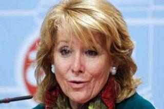 """Esperanza Aguirre le dice a Moratinos """"si quiere ser ministro o asesor de Chávez"""""""