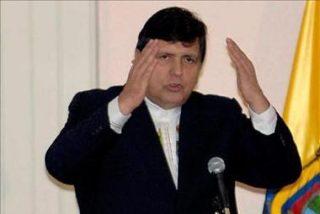 La popularidad de Alan García subió a 29 por ciento en febrero