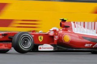 Fernando Alonso salió 3º desde la parrilla, en la segunda curva pasó a ser el último y tras una remontada apoteósica termina 4º