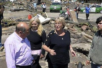 Michelle Bachelet lloró durante una entrevista radial