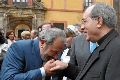"""Asenjo: """"Hay una campaña orquestada de desprestigio de la Iglesia"""""""
