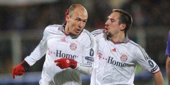 La letal pegada del Bayern y una noche mágica de Arshavin