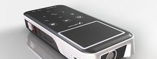PocketCinema Z20: fotos, vídeos de alta definición y proyector de bolsillo... todo en uno