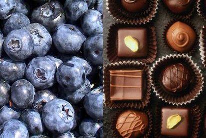 Mitos falsos sobre dietas: ni los arándanos son mejores que el chocolate ni los alimentos bajos en grasa ayudan a adelgazar
