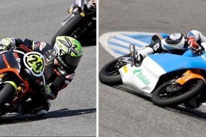 A 15 días de que empiece el Mundial de Motociclismo, Toni Elías y Pol Espargaró los más rápidos en Moto2 y 125cc