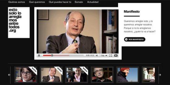 RTVE retira la polémica campaña 'estosololoarreglamosentretodos.org'