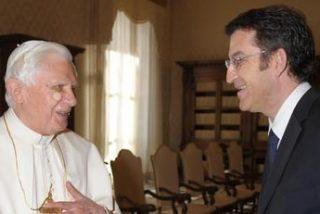 Feijoo invita al Papa a visitar Santiago en el Año Santo