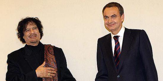 Gadafi levanta el veto a visitar Libia a turistas españoles y de otros 25 países europeos